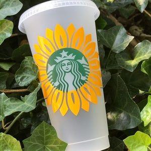 Starbucks Reusable Customized Tumbler